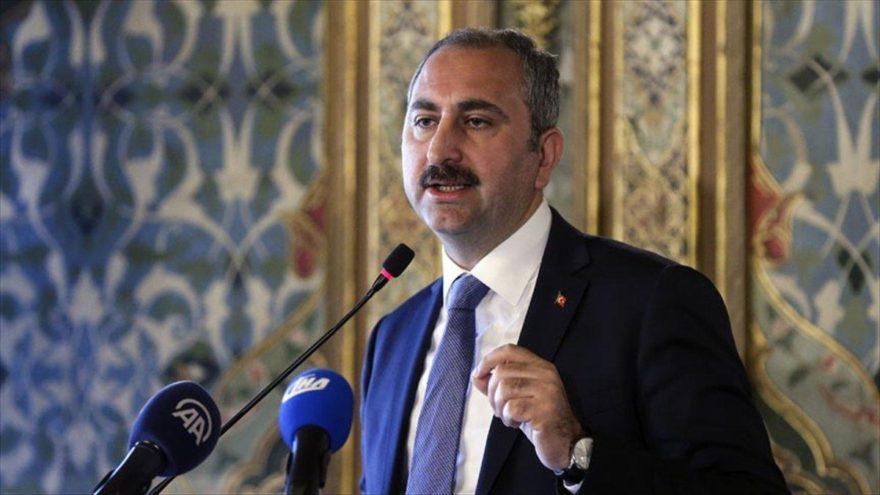 Abdülhamit Gül kimdir Adalet Bakanı Abdülhamit Gül kaç yaşında, nerelidir 27
