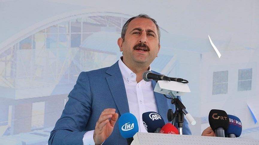 Abdülhamit Gül kimdir Adalet Bakanı Abdülhamit Gül kaç yaşında, nerelidir 62