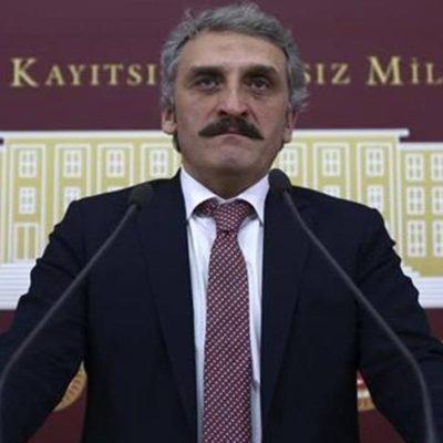 AKP'li Çamlı'dan zihin yakan konuşma