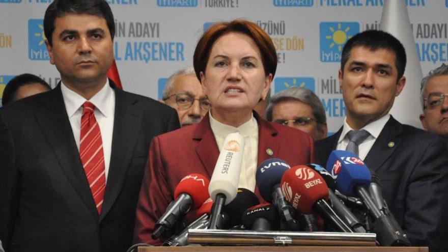 AKP, Meral Akşener iddiasını yalanladı