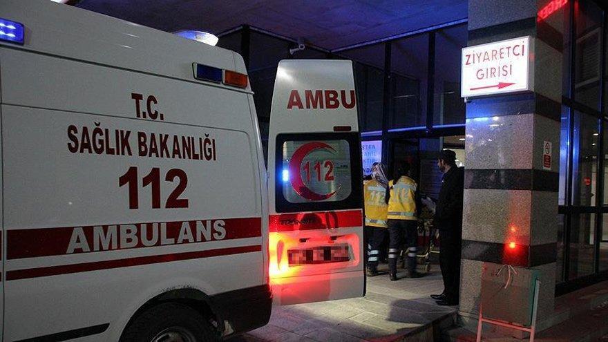 Ankara'da zincirleme trafik kazası: 1 ölü, 8 yaralı