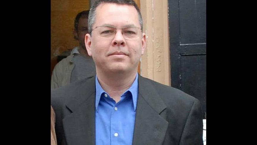 ABD'li rahip Brunson'ın tutukluluk halinin devamına karar verildi
