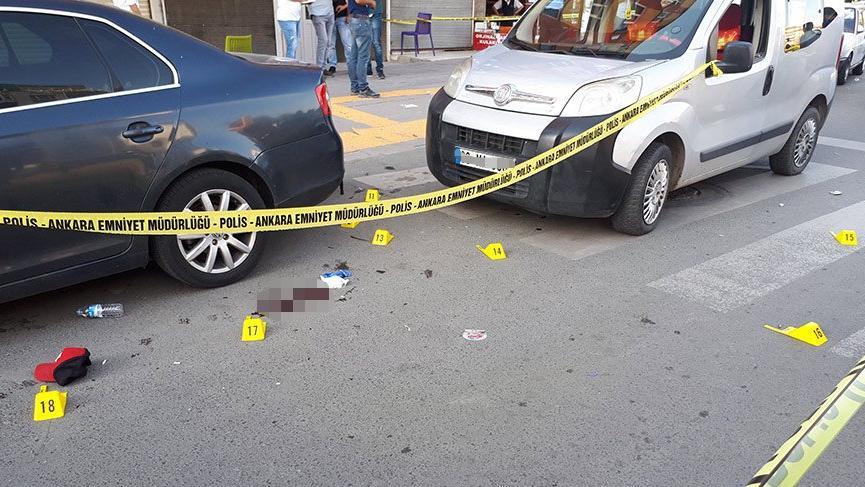 Başkentte silahlı kavga: 4 yaralı