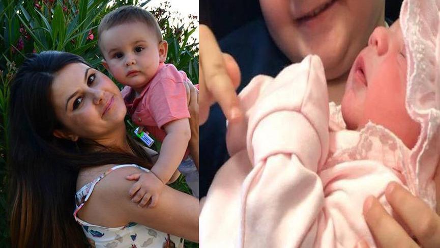 Tren kazasında bir anne 10 aylık bebeği ile birlikte hayatını kaybetti
