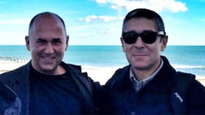 Ferzan Özpetek'in ağabeyi Asaf Özpetek son yolculuğuna uğurlandı