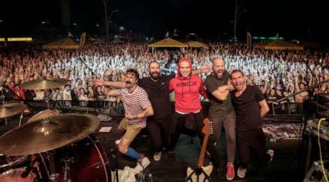 Kuşadası Gençlik Festivali'nde 5 günde 53 konser
