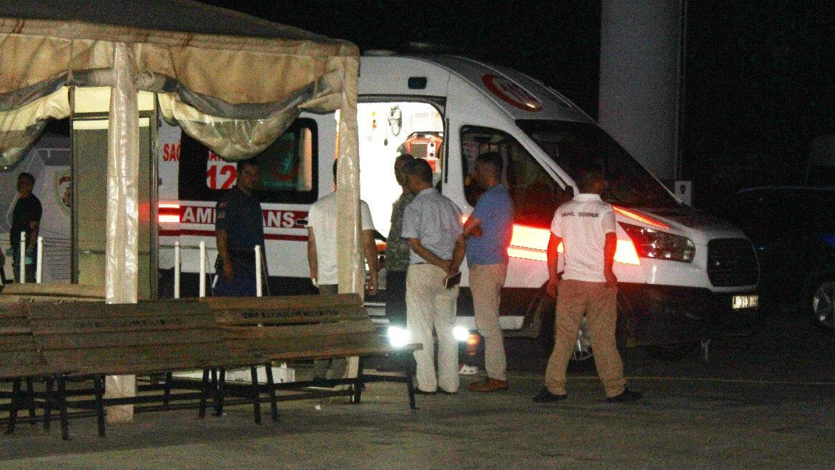 Ege Denizi'nde bot battı: Altı ölü, bir kayıp