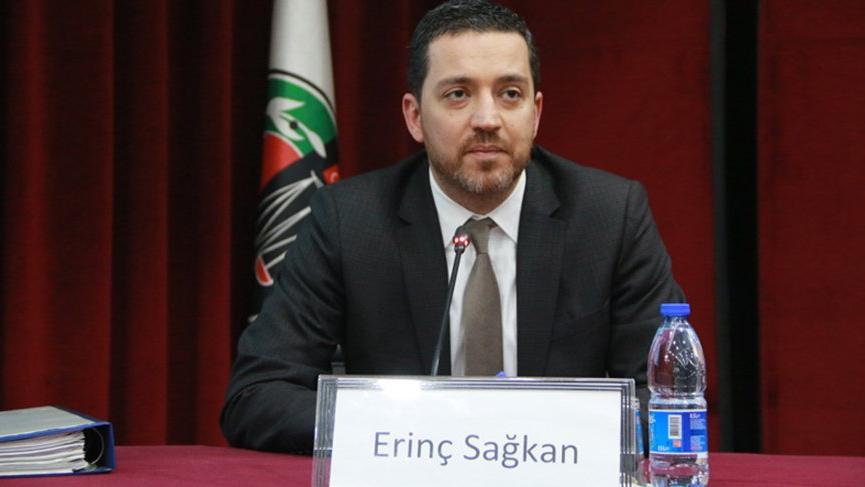 Ankara Barosu'nda önseçimi Erinç Sağkan kazandı