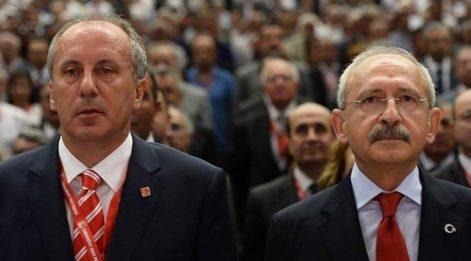 CHP'de imza toplama süreci tamamlandı! Muhaliflerden flaş açıklama