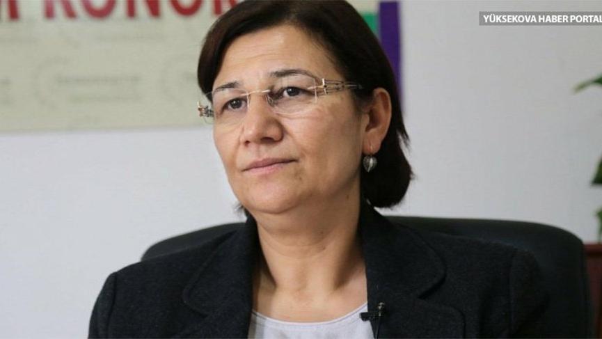 HDP'li Leyla Güven tutukluyken hakkında yakalama kararı çıkarılmış