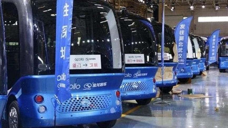 Sürücüsüz otobüslerde seri üretim başlıyor