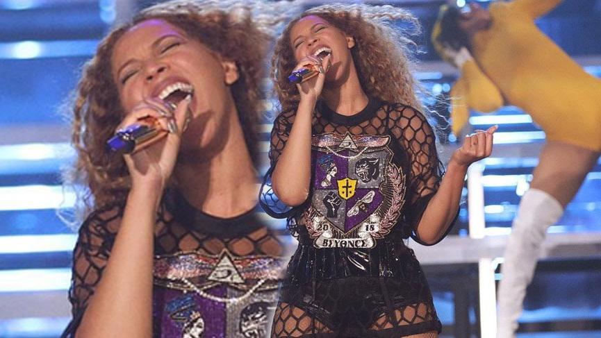 Beyonce, Balmain ile birlikte kapsül koleksiyon hazırladı
