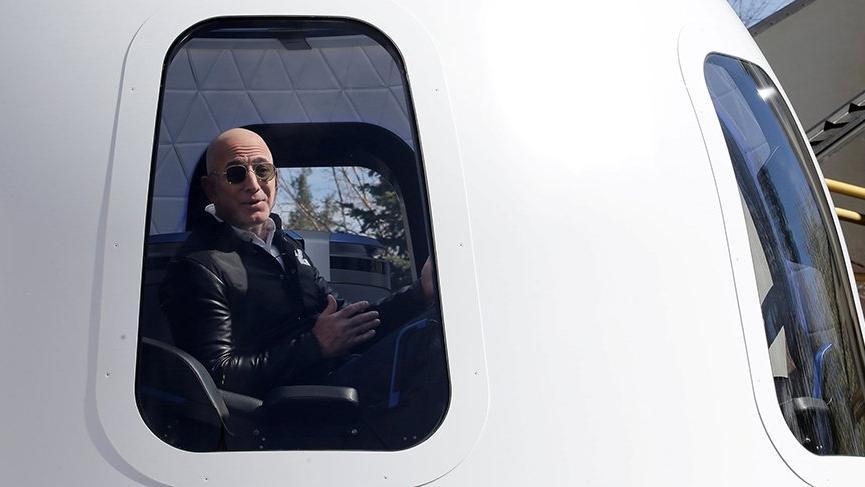 Jeff Bezos 150 milyar dolar barajını aştı