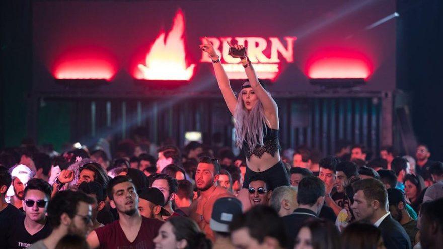 Elektronik müzik festivali Big Burn İstanbul için geri sayım başladı
