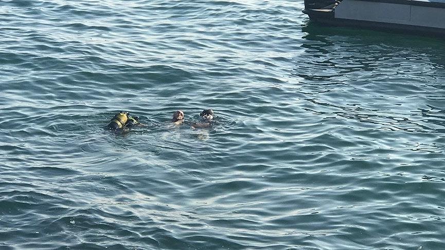 Kadıköy'de bir boğulma vakası daha