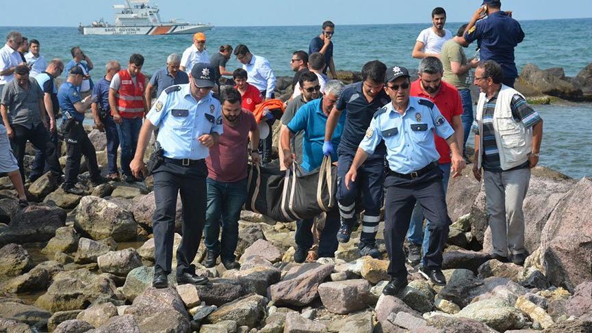 Giresun'da 2 kardeş boğuldu