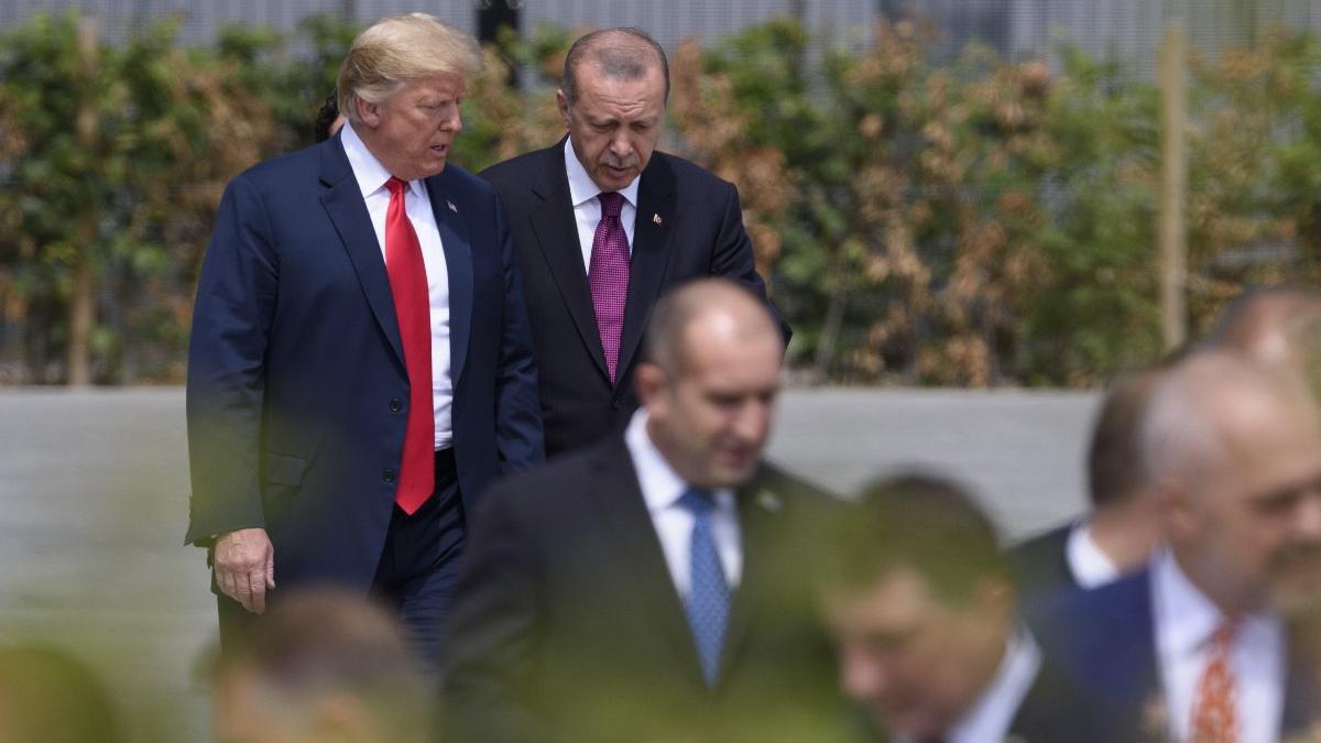 ABD basını: Trump, Erdoğan ile kanka sohbeti için Batılı liderleri ekti