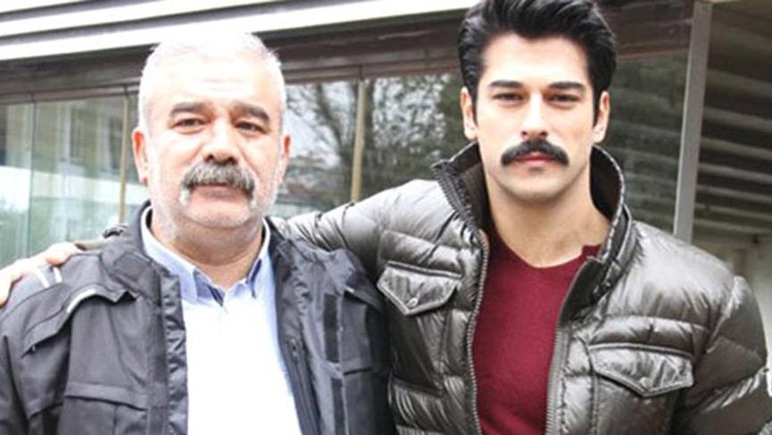 Burak Özçivit'in babası kaza geçirdi