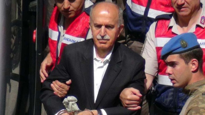 FETÖ'den tahliye edilen Bursa eski Valisi Harput'a ev hapsi