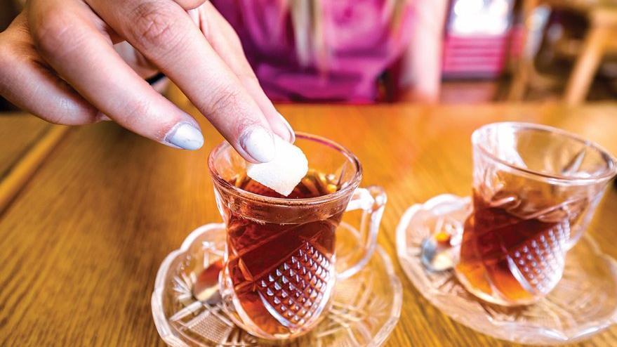 Çayınıza şeker atarken bir kez daha düşünün!