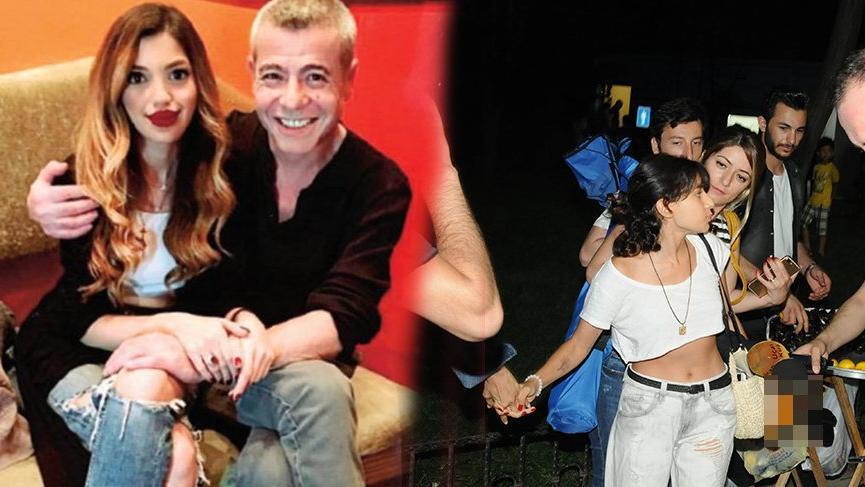 Lidya Özdemiroğlu, aşk iddialarını yalanladı