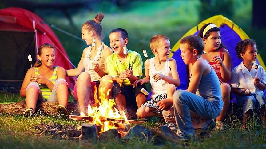 Hem eğlenceli hem eğitici: Çocuk yaz kampları