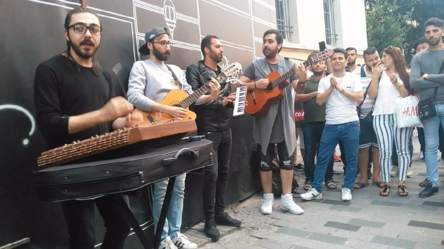 İstiklal Caddesi'nin sesleri…