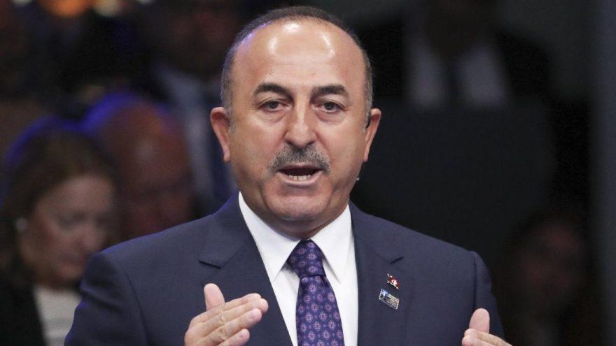 Çavuşoğlu'ndan S-400 açıklaması: İhtiyaçlarımızı karşılamadılar