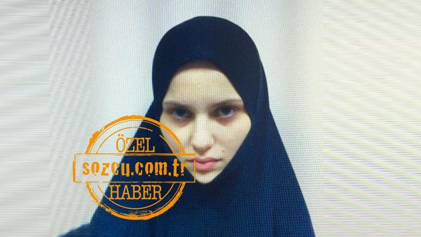 Güzelliği ile IŞİD'i karıştıran Çeçen terörist İstanbul'da yakalandı