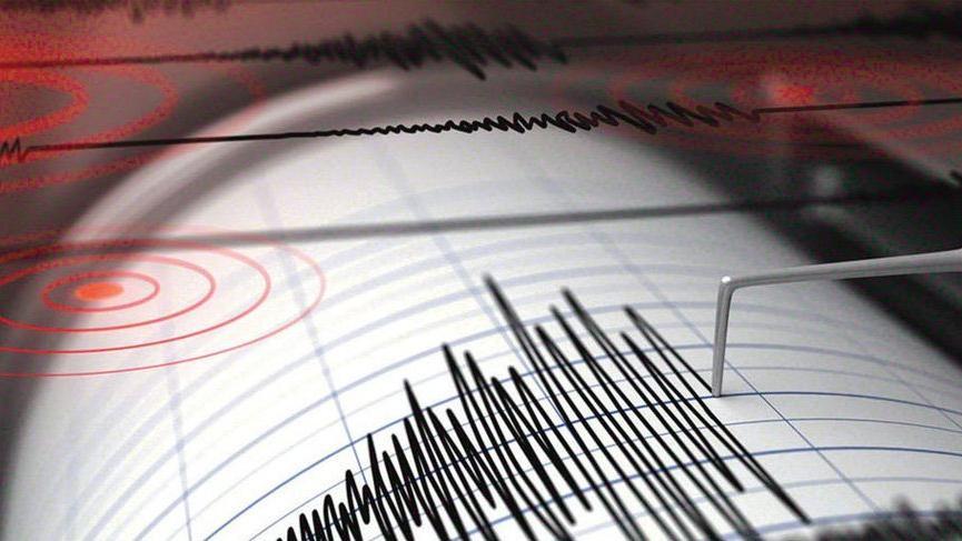 Doğu Akdeniz'de korkutan deprem