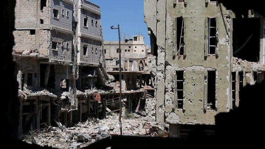 Suriye ordusu Dera yakınındaki Tafas'ın kontrolünü sağladı