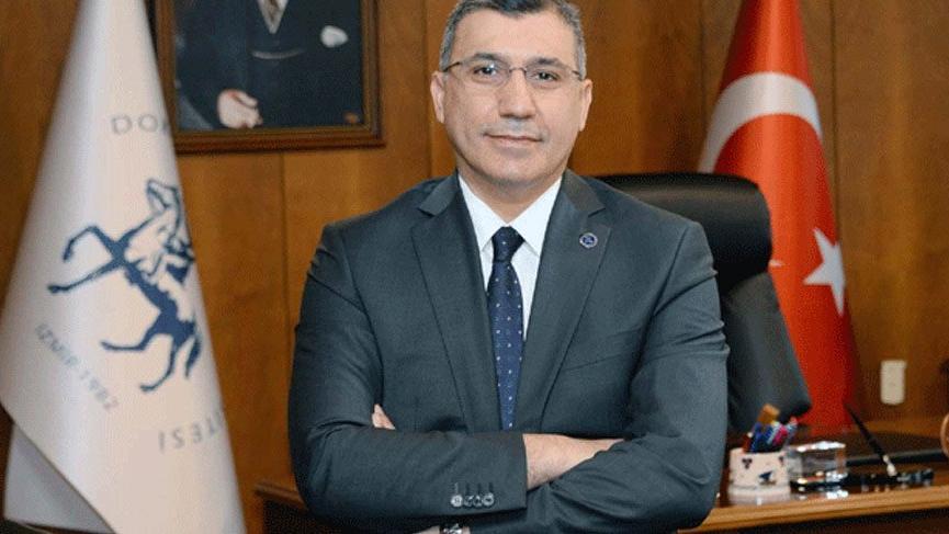 DEÜ eski Rektörü Adnan Kasman ihraç edildi