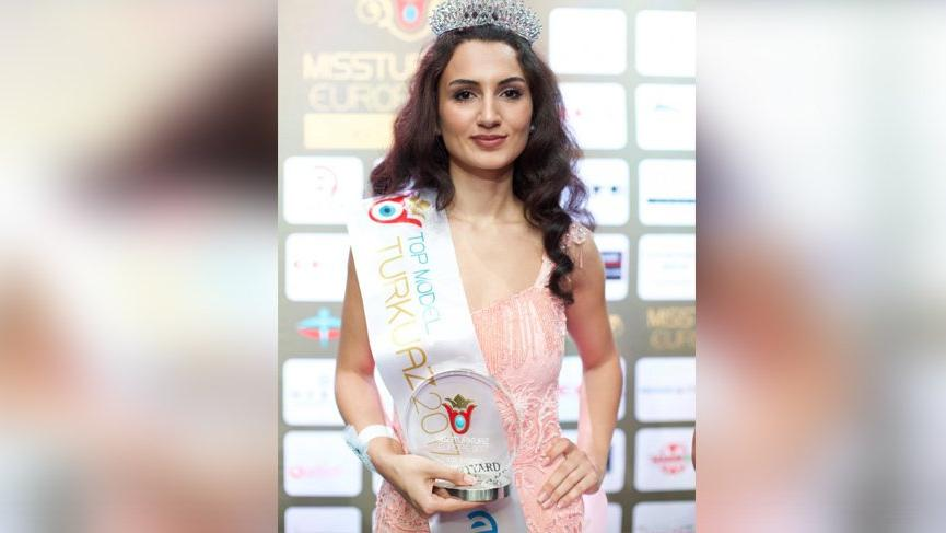 Miss Turkuaz güzeli Dilan Oktaş'ın tacı geri alındı