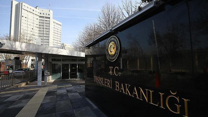 Türkiye'den Kerkük'teki patlamaya kınama geldi