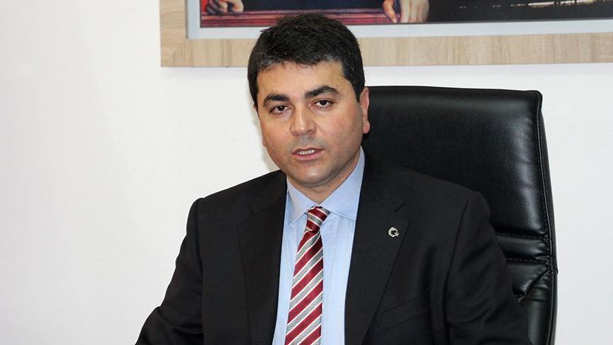 DP Genel Başkanı Gültekin Uysal İYİ Parti milletvekili olarak mazbatasını aldı