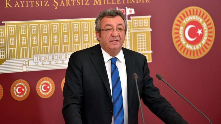 CHP: Sarayların Beştepe'ye bağlanması ayıptır