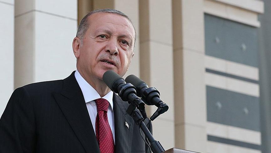 Erdoğan: 81 milyonun cumhurbaşkanı olacağım