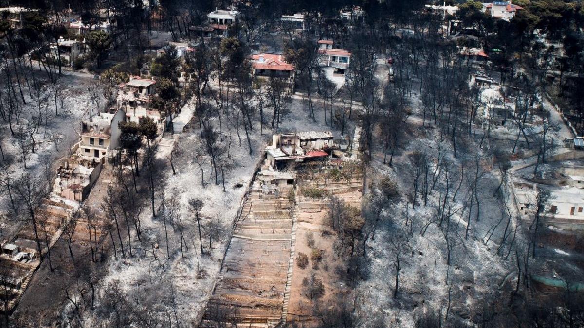 Yunanistan'daki yangın neden çıktı? Dehşete düşüren iddialar...