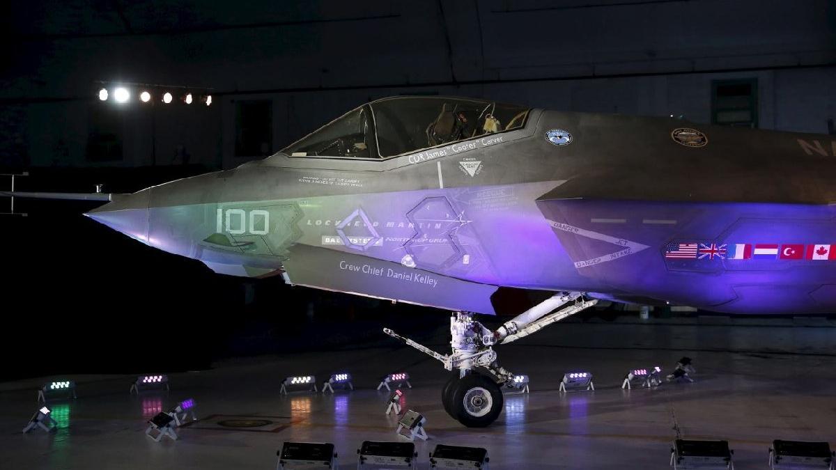 Trump'tan Türkiye'ye F-35 desteği: Türkiye ABD için önemli