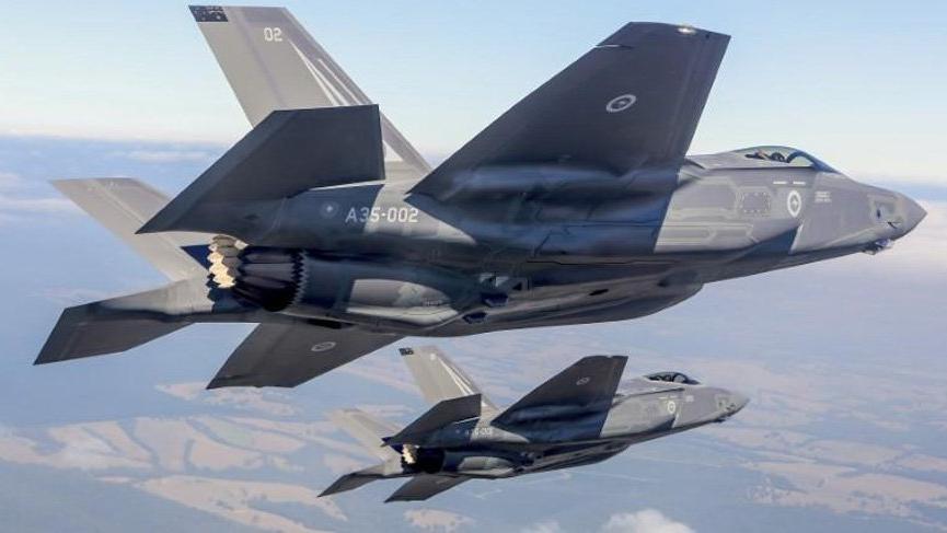 Türkiye'nin F-35'leri nerede?
