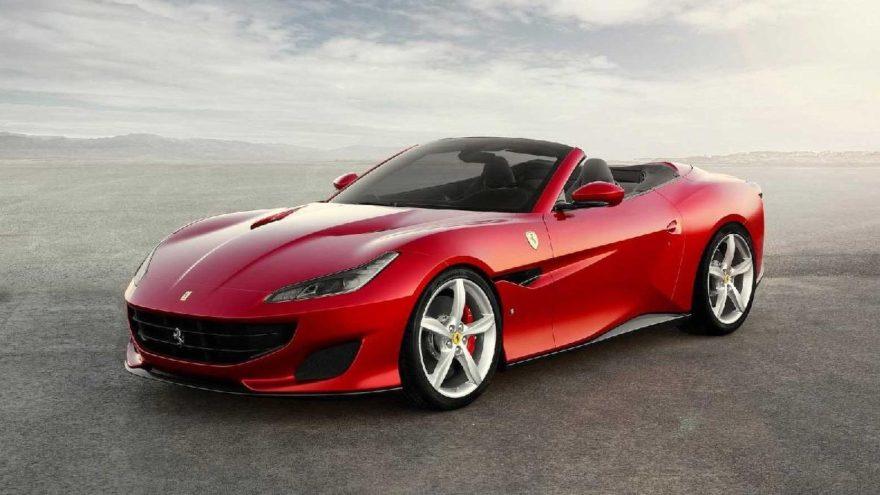 Ferrari Portofino Bridgestone kullanacak!