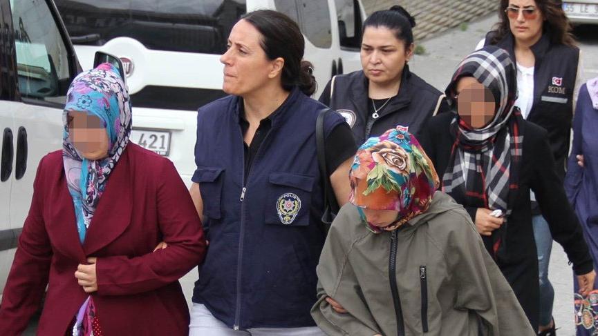 FETÖ'nün büyük bölge sorumlusu kadına 10 yıl hapis