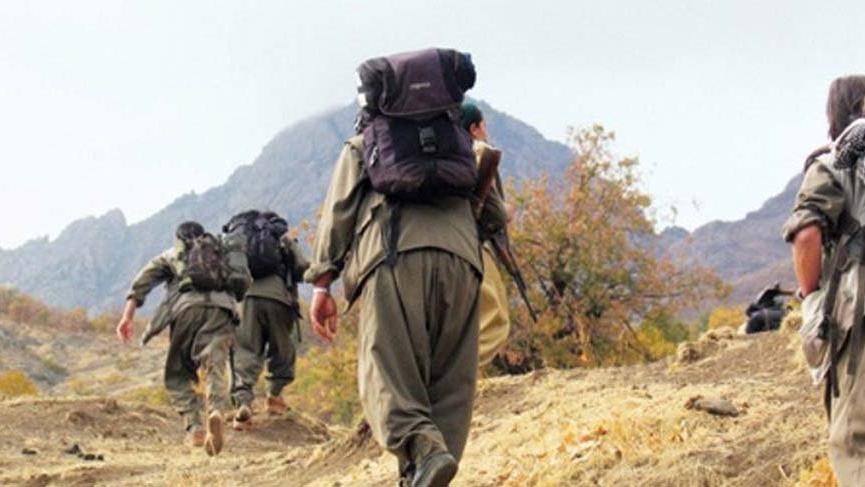 """PKK'nın sözde """"Kato bölge sorumlusu"""" etkisiz hale getirildi"""