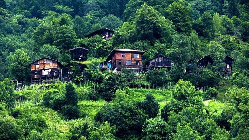 Çamlıhemşin'in gezilecek yerleri: Olağanüstü doğal güzellikleri ile Çamlıhemşin