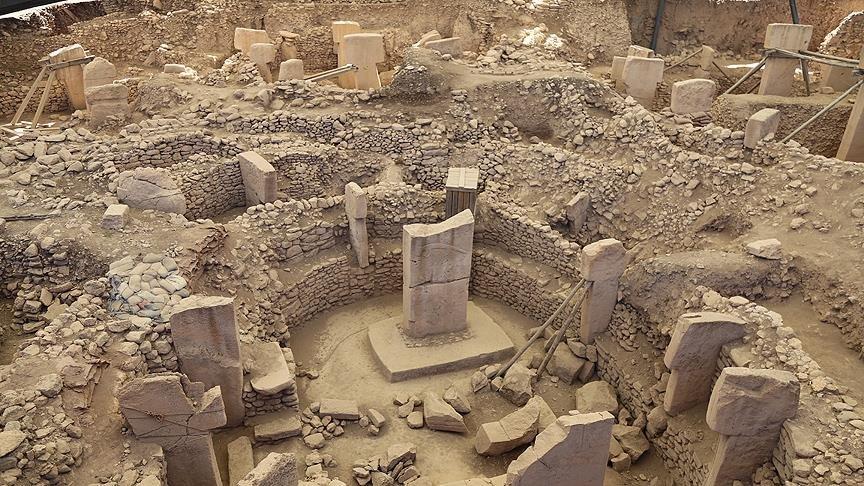 İnsanlık tarihinin merkezi Göbeklitepe'de yeni bulgulara ulaşıldı
