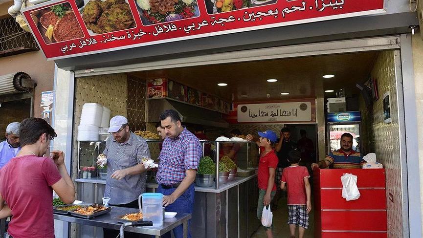 Suriyeliler toptan ticarete yoğunlaştı