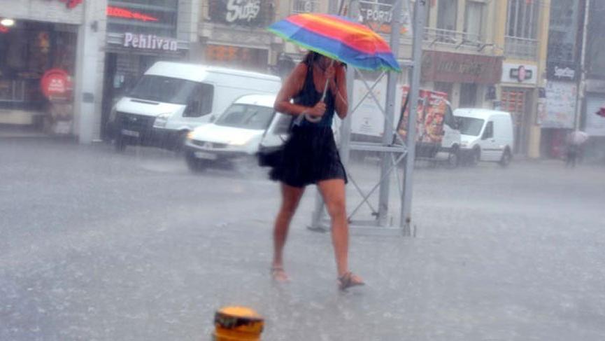 İstanbul ve birçok ile sağanak uyarısı: Meteoroloji'den hava durumu haberleri…