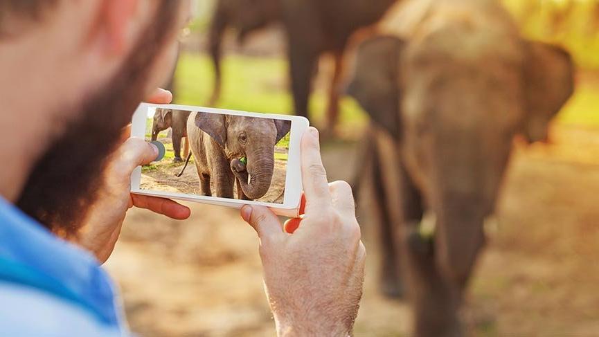 iPhone ile seyahat fotoğrafları çekmenin ipuçları