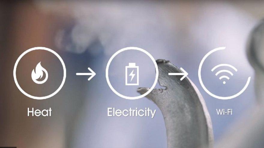 Çaydanlıktan kablosuz internet! İlginç proje Chai-Fi…