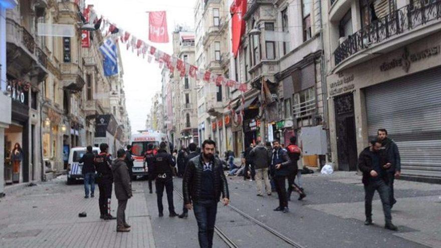 İstiklal Caddesi'nde canlı bombalı saldırı davasında savcı mütaalasını açıkladı